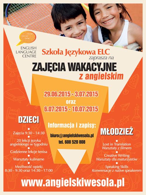 Elc Szkoła Językowa Angielski Warszawa Wesoła Stara Miłosna